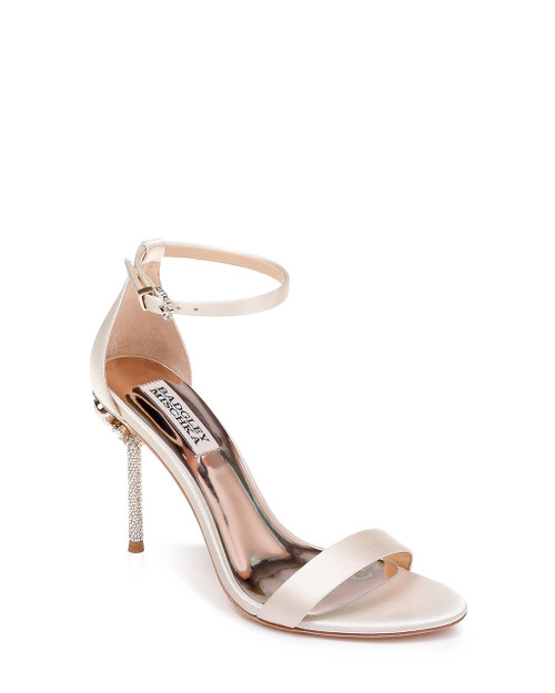 Badgley Mischka Wedding Shoes.Vicia Ankle Strap Evening Shoe