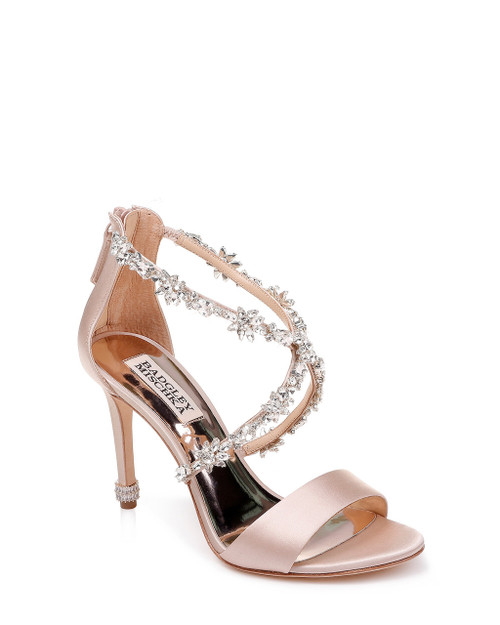 Quest Strappy Embellished Evening Shoe