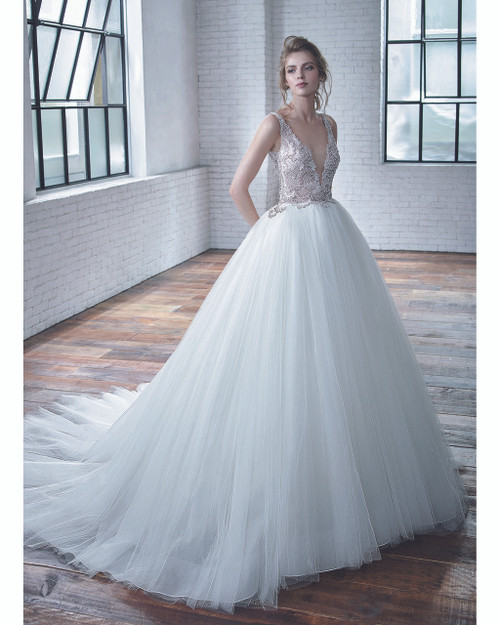 96fcb9a17b450 Badgley Mischka Bride Collection – Wedding Dresses