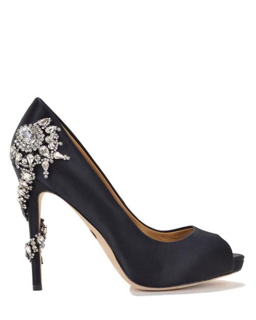 114541df26a Jade Sequin Stiletto Evening Heel from Jewel by Badgley Mischka