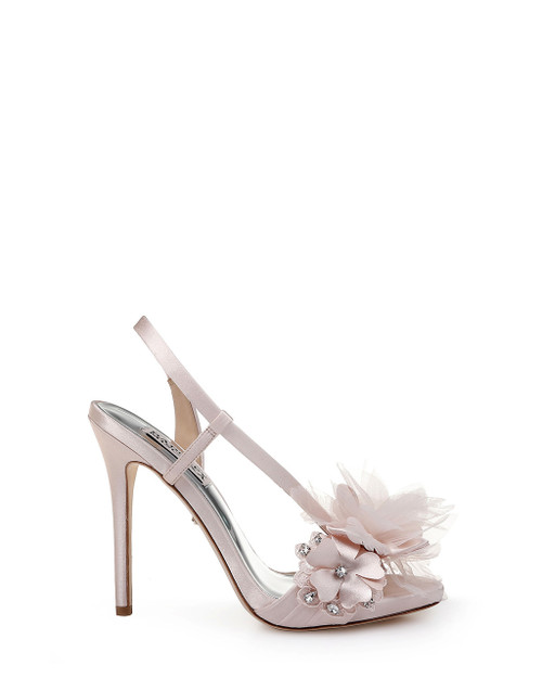 Badgley Mischka Womens Forever Heeled Sandal