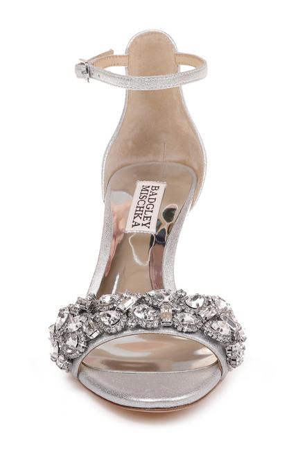 668967db823e Lara II Crystal Embellished Kitten Heel by Badgley Mischka