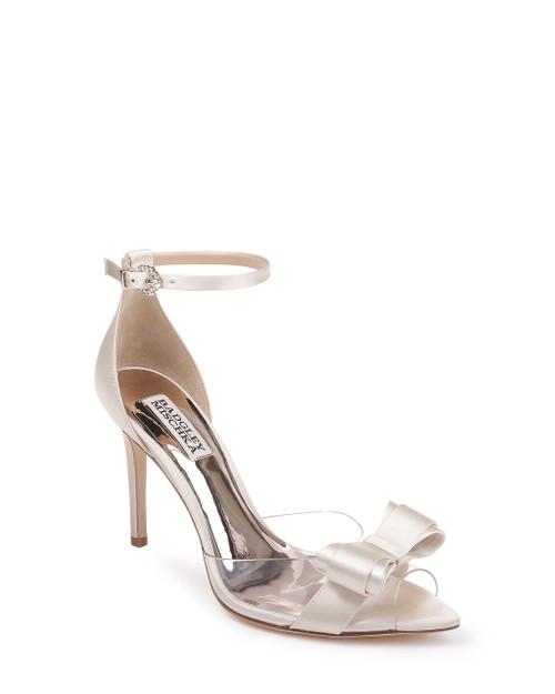 14d1060b64 Lindsay Bow Embellished Evening Shoe by Badgley Mischka