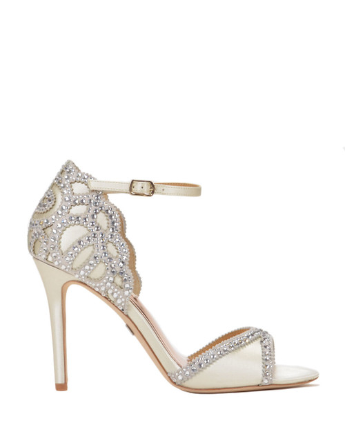 Roxy Ankle Strap Evening Shoe by Badgley Mischka