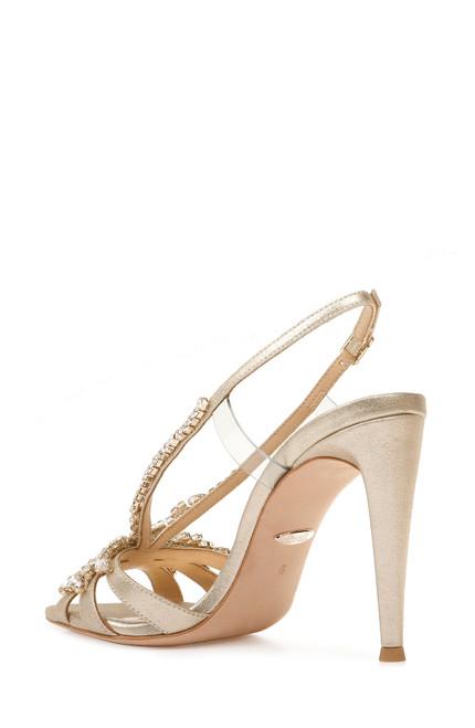 Badgley Mischka Bridal Wedding Designer Shoes