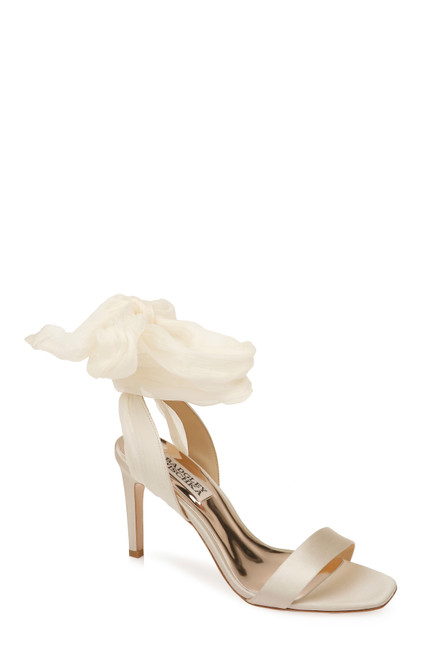 Badgley Mischka Bridal Wedding Designer Shoes