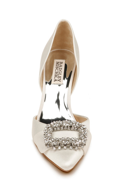Designer Bridal Shoes | Badgley Mischka