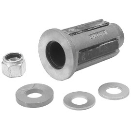 "Quicksilver Flo-Torq II HD Solid Hub Kit - 840389Q06 (Mercury Heavy Duty 1.25"" Prop Shaft Mercury Racing)"