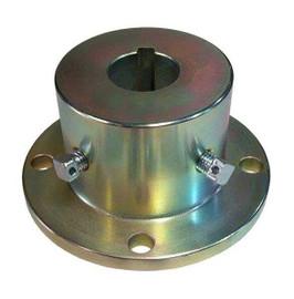 """5"""" AX Solid Shaft Coupler Buck Algonquin 1-1/4"""" Bore - 7/16"""" Bolts (50MC005125)"""
