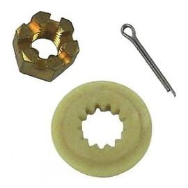 Johnson / Evinrude 40-140 HP Propeller Nut Kit Hardware (13 Splines) (802010Q1)