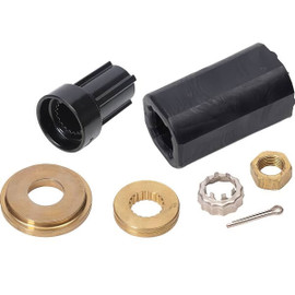 Quicksilver Flo-Torq II Hub Kit - 8M0119083 (Formerly 835270Q1) (OMC, Cobra & Volvo SX 19 Spline)