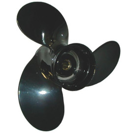9X10-1/2RH Quicksilver Black Diamond Propeller (Mercury / Mariner) (QA2130R)