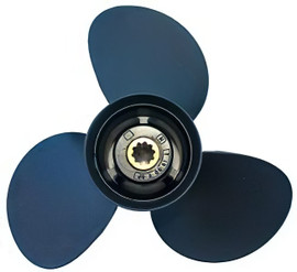 9-3/4X9-1/2RH Quicksilver Black Diamond Propeller (QA2192R)