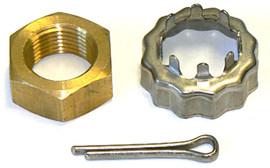 Johnson / Evinrude / OMC Cobra / Cobra SX Prop Nut Kit Hardware (802126Q1)