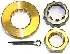 Johnson / Evinrude / OMC Cobra 120-300HP V4, V6, V8 Prop Nut Kit Hardware (802009Q1)