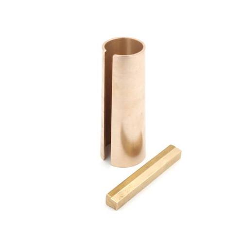 "Anchor Bushings Bronze Propeller Bushing - 1-1/4"" Bore to 1-1/8"" Shaft (BB7)"