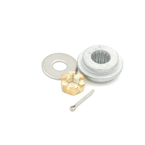 Mercury/Mariner Propeller Nut Kit  9.9HP Bigfoot 2005 and Newer, 15 and 20 HP Four Stroke 2007 and Newer (803743Q01)