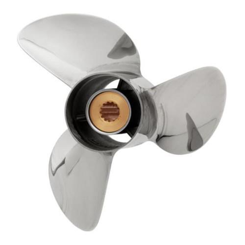 10-3/8X12 RH Powertech SCB3 Stainless Steel Propeller (SCB3R12P-YS50)