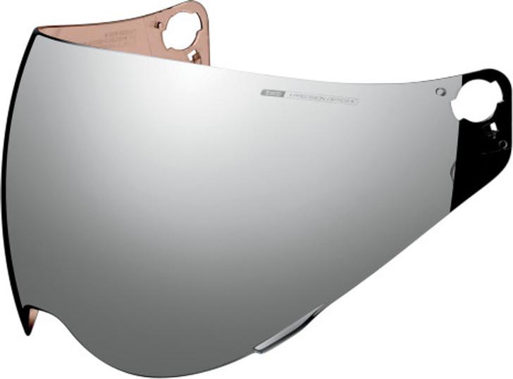 Icon Variant Visor - Fog Free - RST Silver