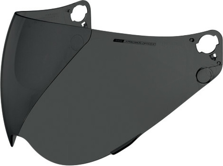 Icon Variant Visor - Fog Free - Dark Smoke