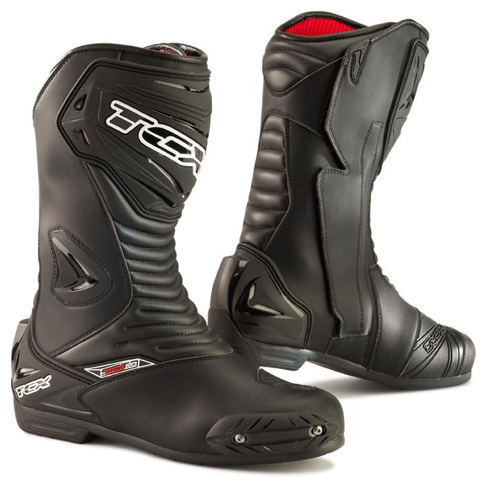 TCX S-Sportour Evo Waterproof Motorcycle Boots - Black