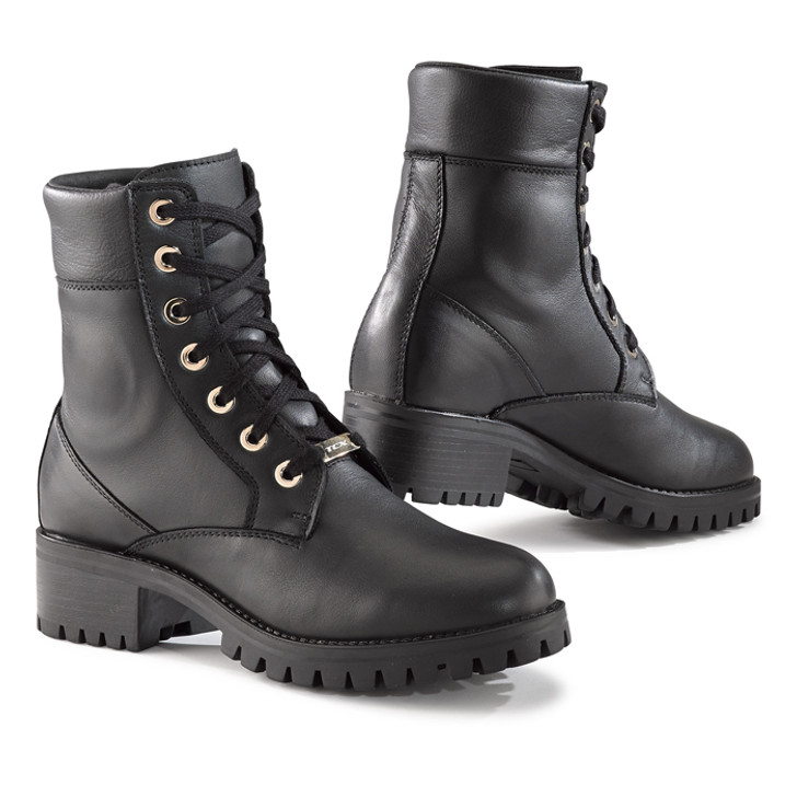 TCX Lady Smoke Waterproof Boots - Black
