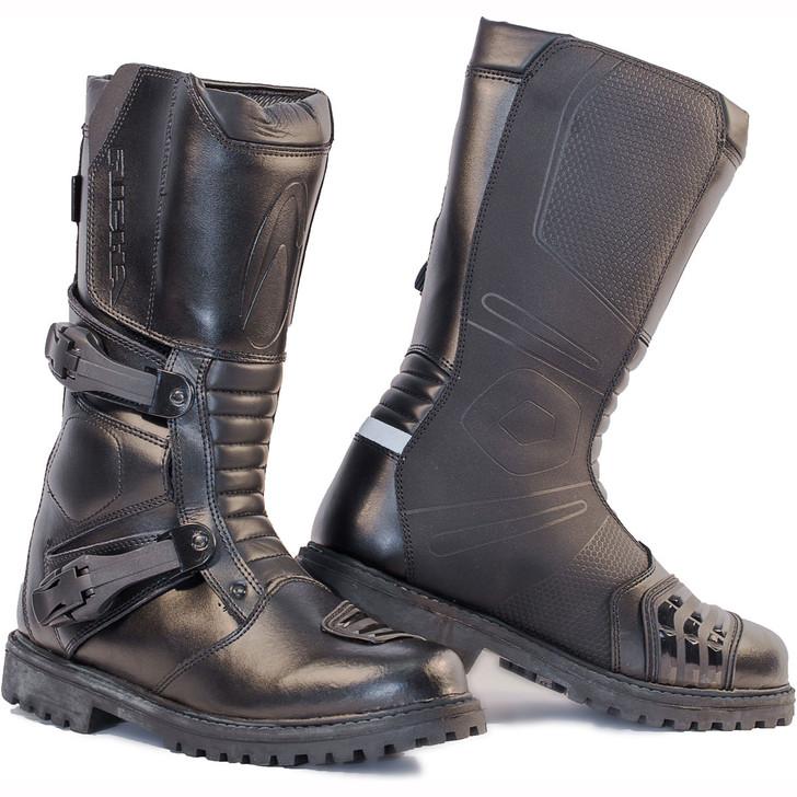 Richa Adventure Boots - Black