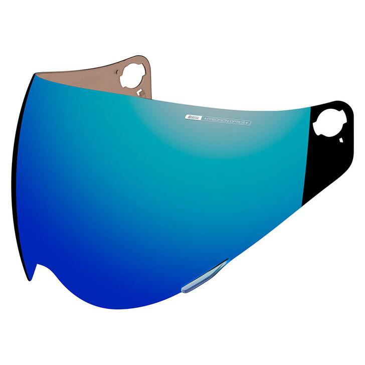 Icon Variant Visor - Fog Free - RST Blue