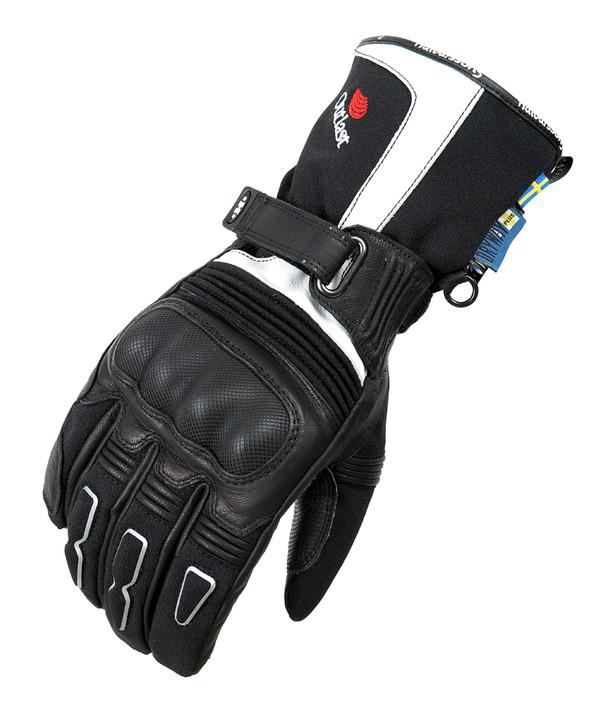 Halvarssons Advance Outlast Gloves - Black / White