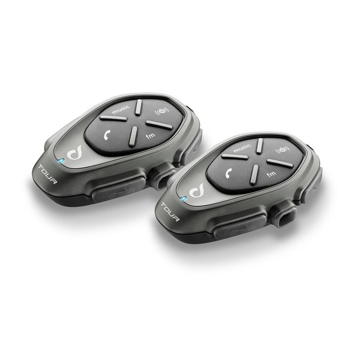 Interphone Tour Twin Pack Bluetooth Intercom