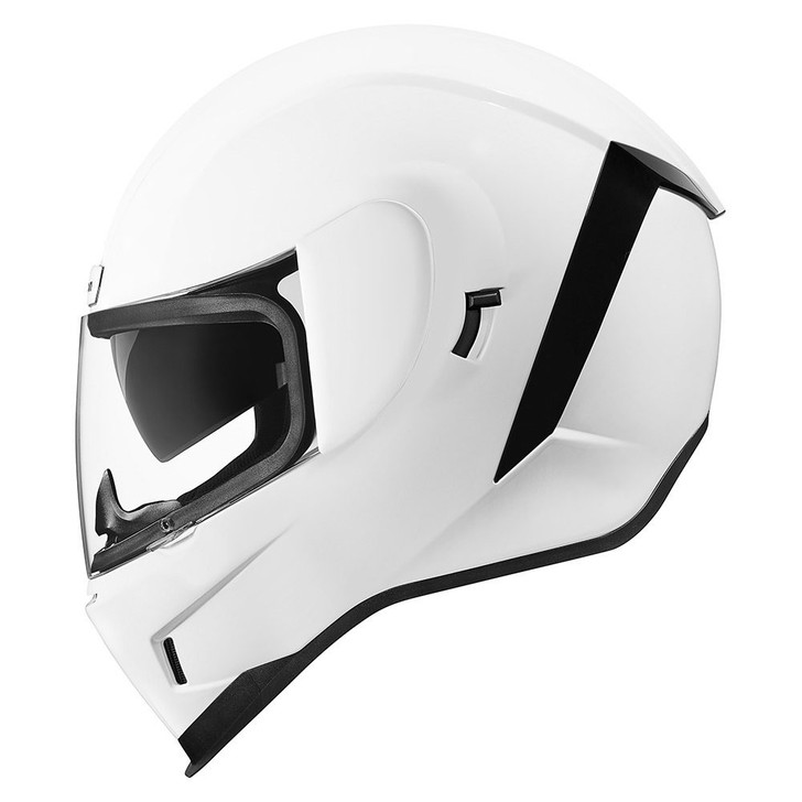 Icon Airform Helmet - White