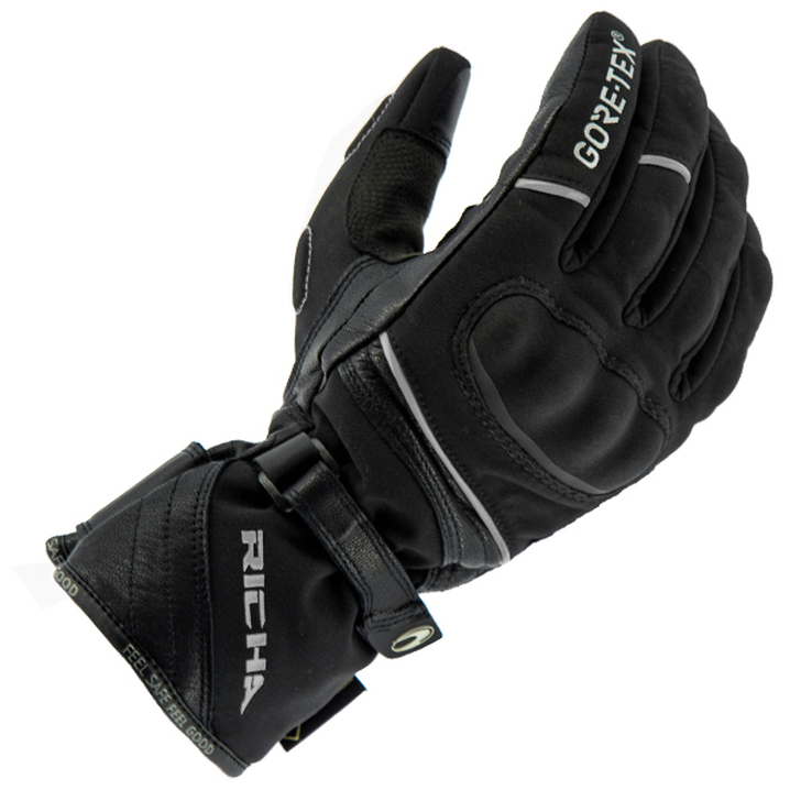 Richa Diana GTX Ladies Gloves - Black