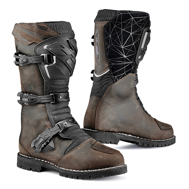 TCX Drifter WP Boots - Brown
