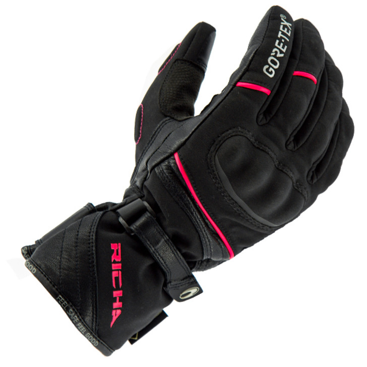 Richa Diana GTX Ladies Gloves - Pink