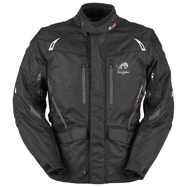 Furygan Apalaches Jacket - Black