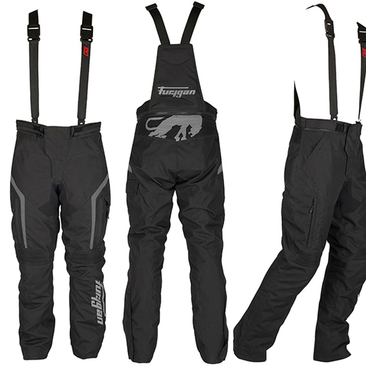 Furygan Apalaches Trousers - Black