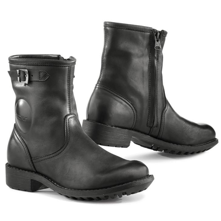 TCX Lady Biker Waterproof Boots - Black