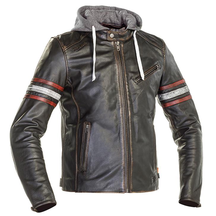 Richa Toulon 2 Jacket - Black / Red