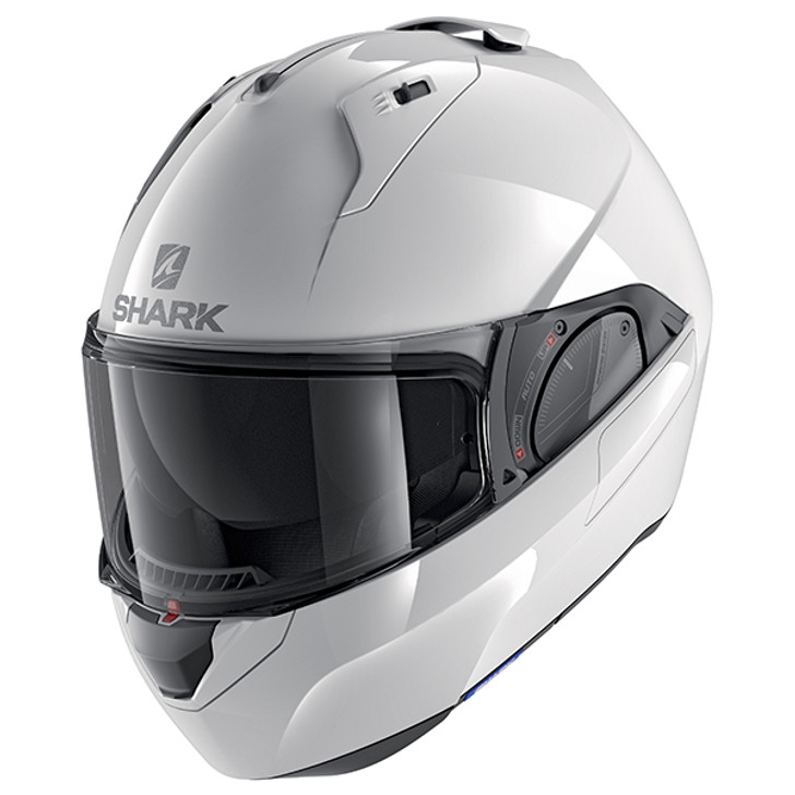 Shark Evo ES Helmet - White