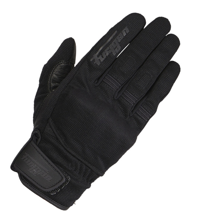 Furygan Jet D3O Gloves - Black