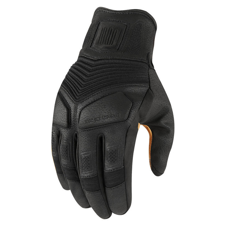 Icon 1000 Nightbreed Gloves - Black