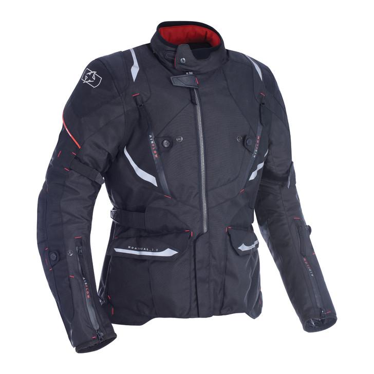 Oxford Montreal 3.0 Jacket - Black