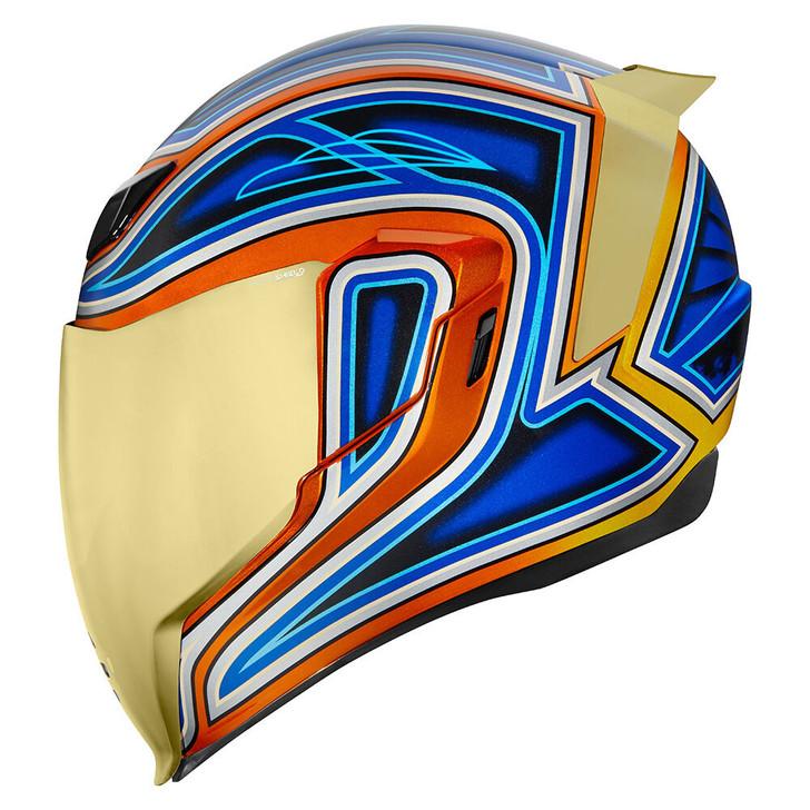 Icon Airflite El Centro Helmet - Blue