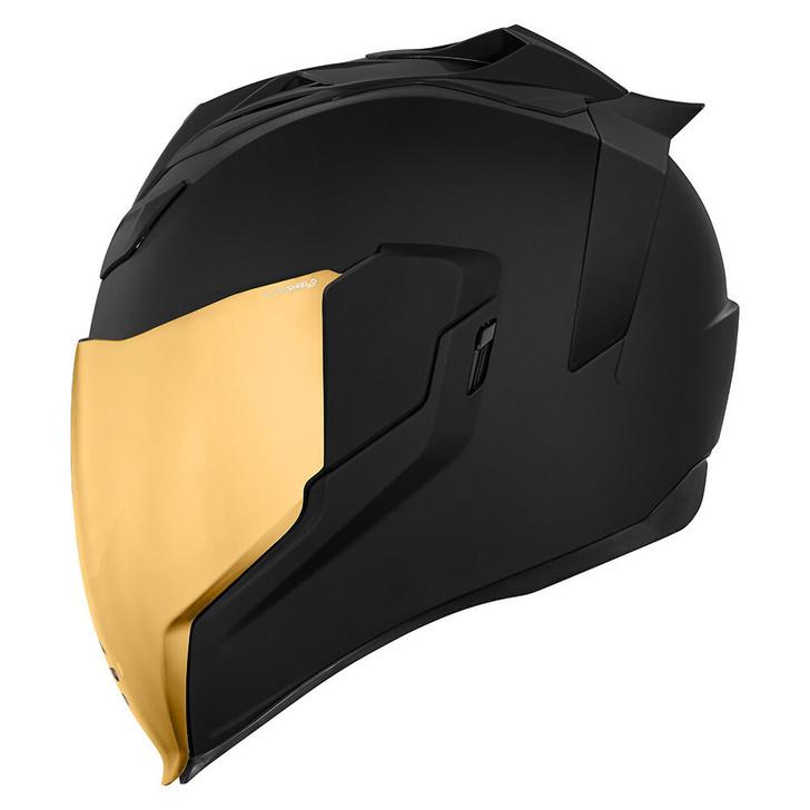 Icon Airflite Peacekeeper Helmet - Black
