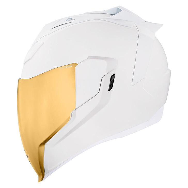 Icon Airflite Peacekeeper Helmet - White