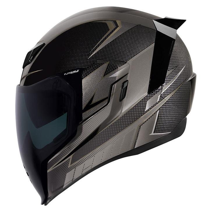 Icon Airflite Ultrabot Helmet - Black