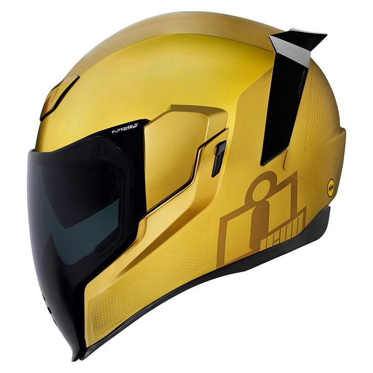 Icon Airflite MIPS Jewel Helmet - Gold