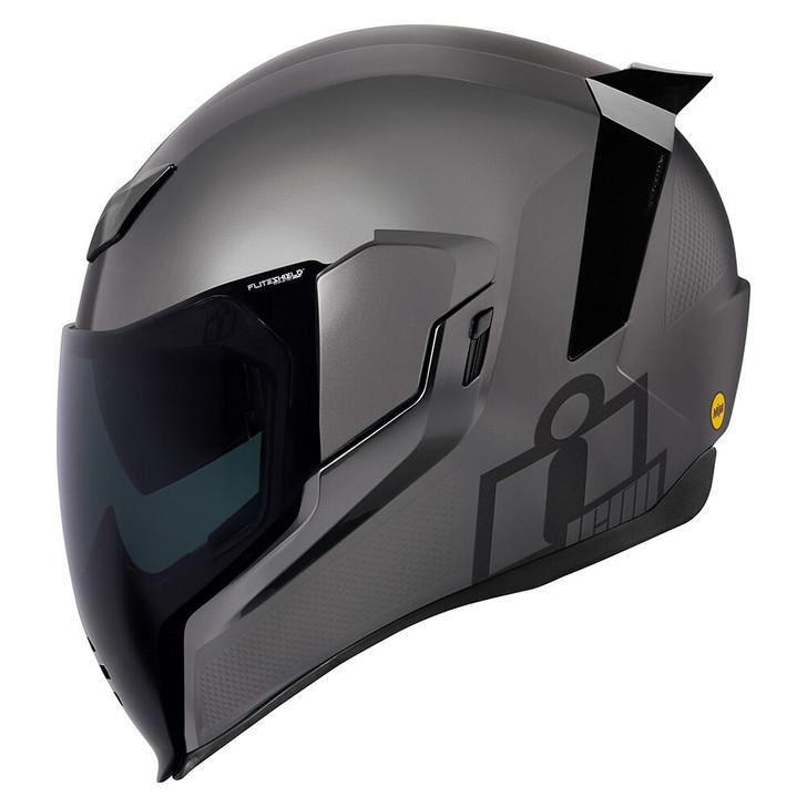 Icon Airflite MIPS Jewel Helmet - Silver