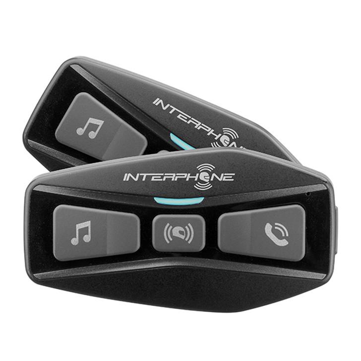 Interphone UCOM2 Bluetooth Kit - Twin Pack