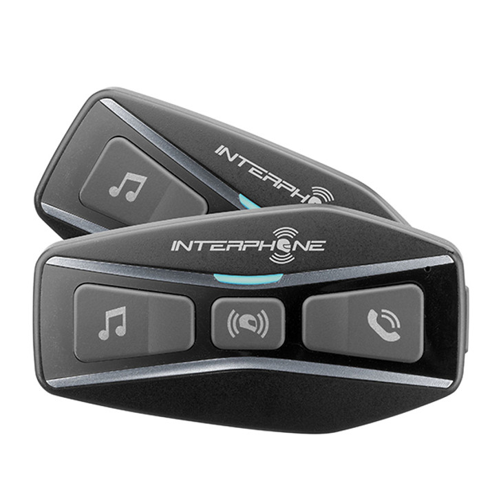 Interphone UCOM4 Bluetooth System - Twin Pack